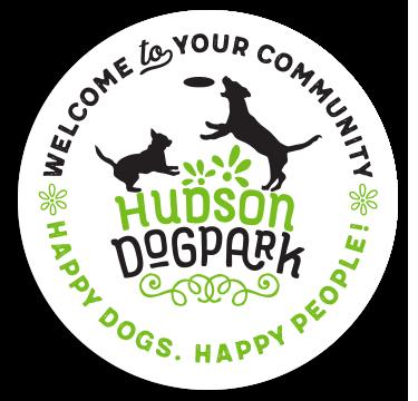 Hudson Dog Park Main Logo